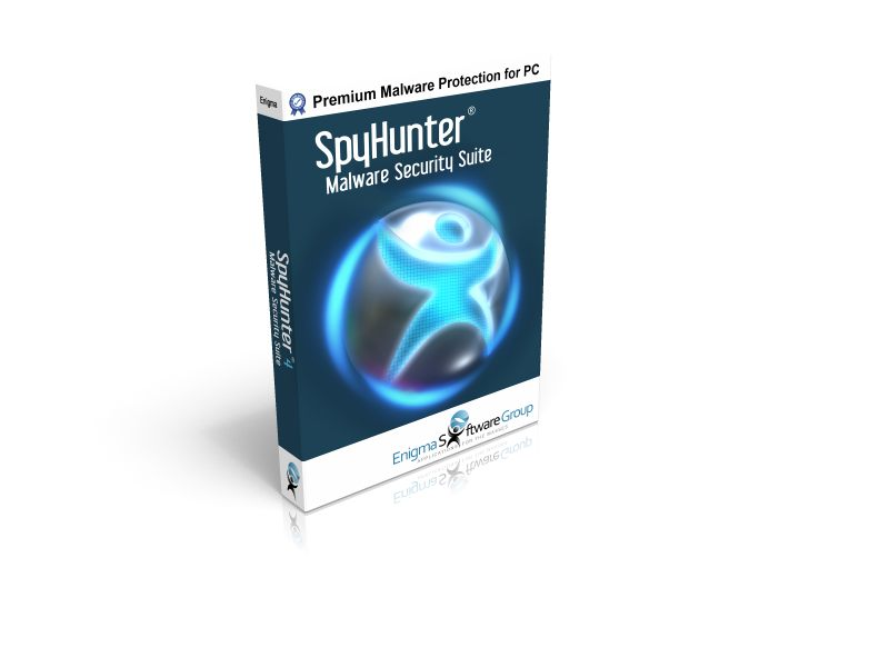SpyHunter 4 Malware Security Suite - SafeCart | Enigma Software Group USA