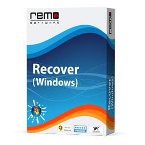 Remo Recover (Windows) Media Edition
