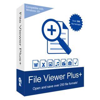 File Viewer Plus (FVP) 2.0 - View and Convert Over 300 File Formats
