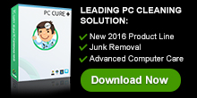 PC Cure+ | Windows Cleanup